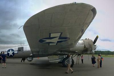 """Sentimental Journey"" ~ the CAF's B-17G On Tour"