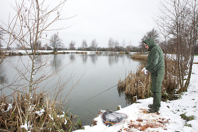 Burton Springs January 2013