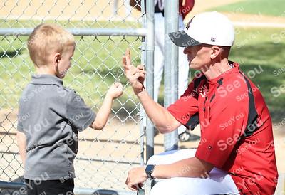 Marshalltown Vs Fort Dodge Baseball