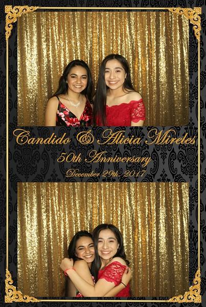 12.29.17 Candido & Alicia 50th Anniversary & GIFS