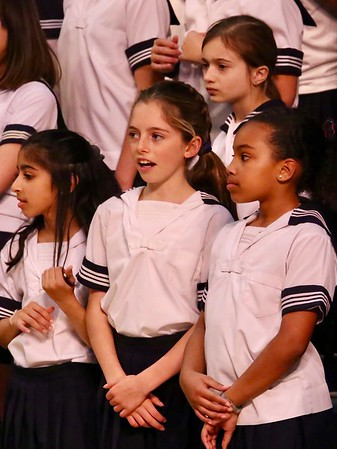 Upper School Winter Sing Assembly | January 30, 2019