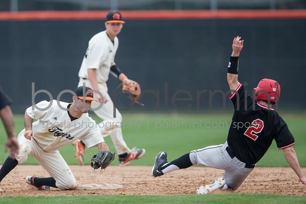 Oxy Baseball vs Pacific 2-7-15