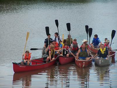 Canoe Trip - May 2011
