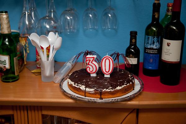Ankas 30. Geburtstag