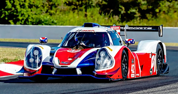 2018 IMSA Prototype Challenge at CTMP