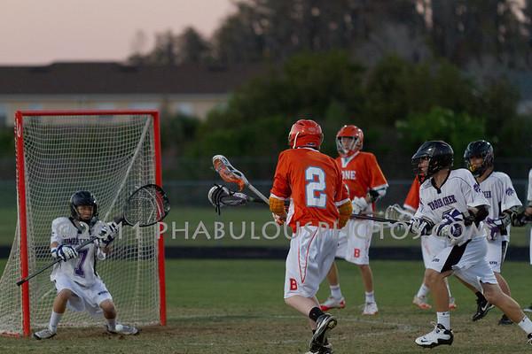 Boone Boys JV Lacrosse 2011 - #2