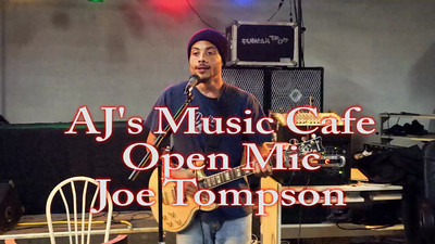 Joe Thompson at Garage