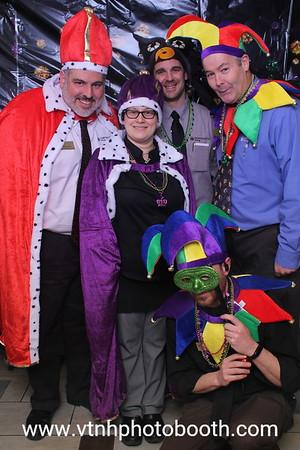 Photos - 2/35/20 - Dartmouth Dining Mardi Gras
