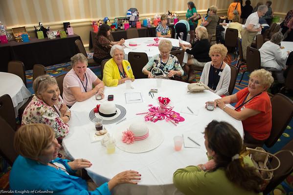 Ladies Gathering Room