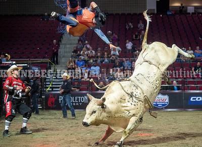 Professional Bull Riders Velocity Tour