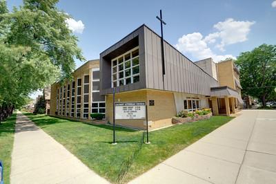 Calvary Lutheran Church - Social
