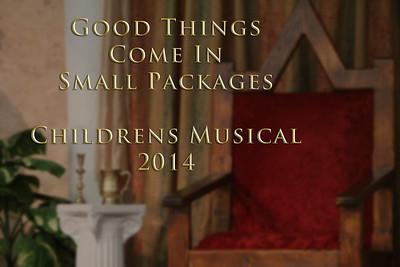 Children's Musical 2014