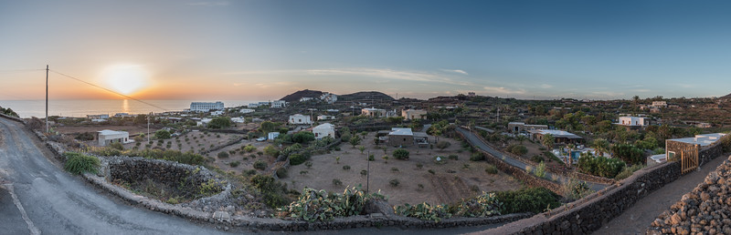 Sunset - Pantelleria, Trapani, Italy - August 15, 2016