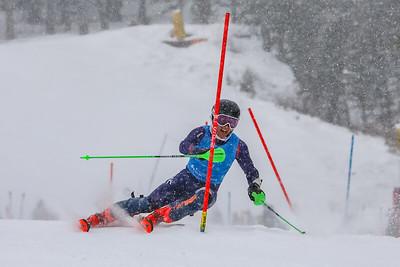 Race Two Run One - Slalom