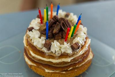 Garricks 11th Birthday