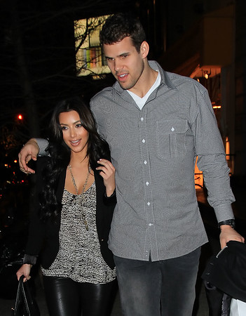 2011-03-20 - Kim Kardashian and Kris Humphries