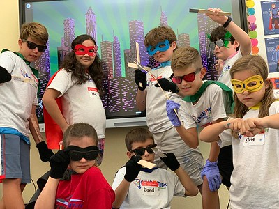 Camp Invention at Bear Trek Summer Program 2019