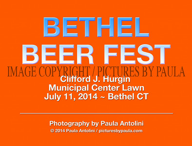 BETHEL BEER FEST ~ Bethel, CT ~ July 11, 2014