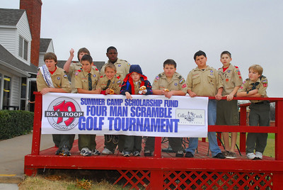 BSA Troop 79 Golf Tournament April 18, 2009