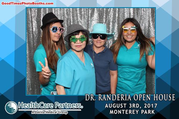 Dr. Randeria Open House