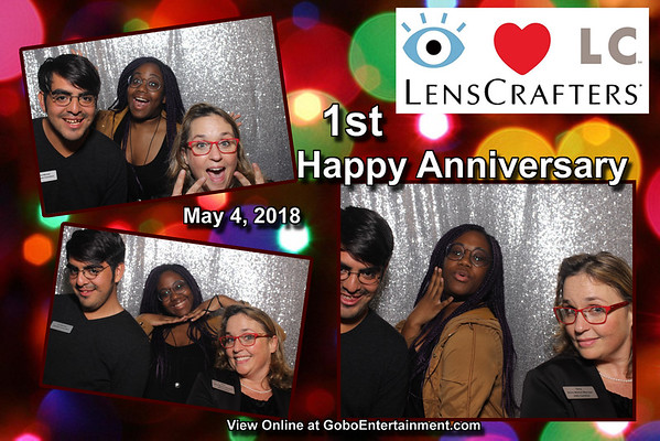 20180504 LensCrafters Macy's 1 Anniversary