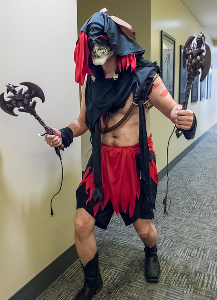 Halloween in Epic Games