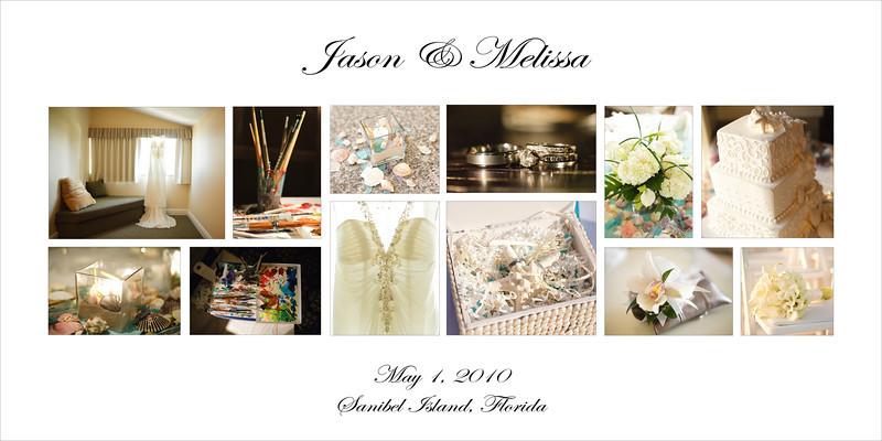 Melissa & Jason Wedding Album Update - May