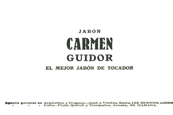 GUIDOR Carmen