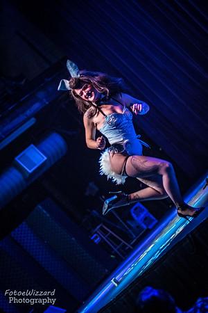 Bourbontown Burlesque Festival @ Mercury Ballroom;  1/12/19