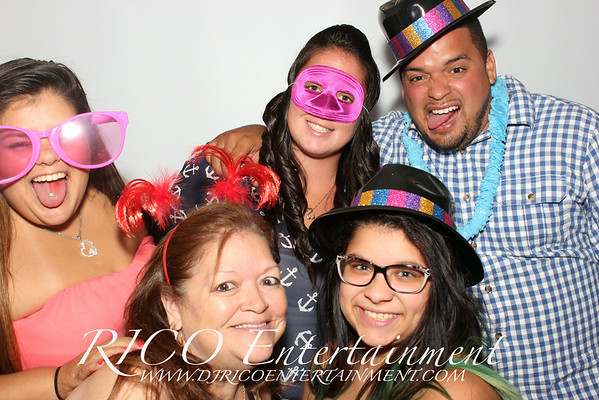 8-30-14 - Margaret Party Photobooth