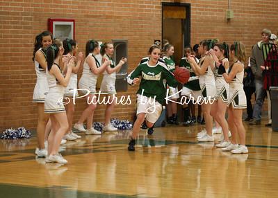 Chaffin 9th Grade Girls vs Trinity 9th Grade girls
