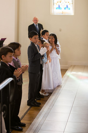 First Communion May 2013