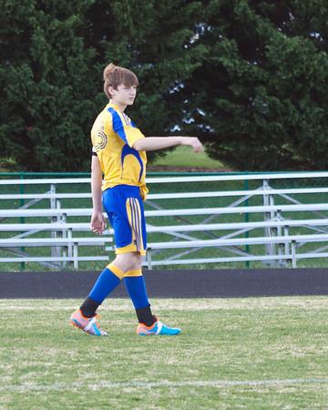 Joshua O Soccer 2013