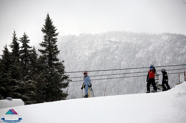Jan.22nd-Action Shots-Sterling Mt. Smugglers' Notch