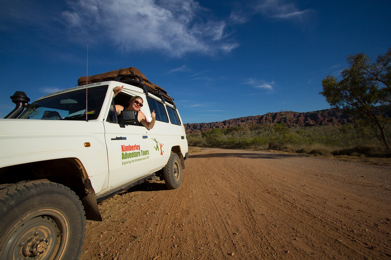 Genevieve Hathaway_The Kimberley_Bungle Bungles_driving in the Bungles Bungles.jpg