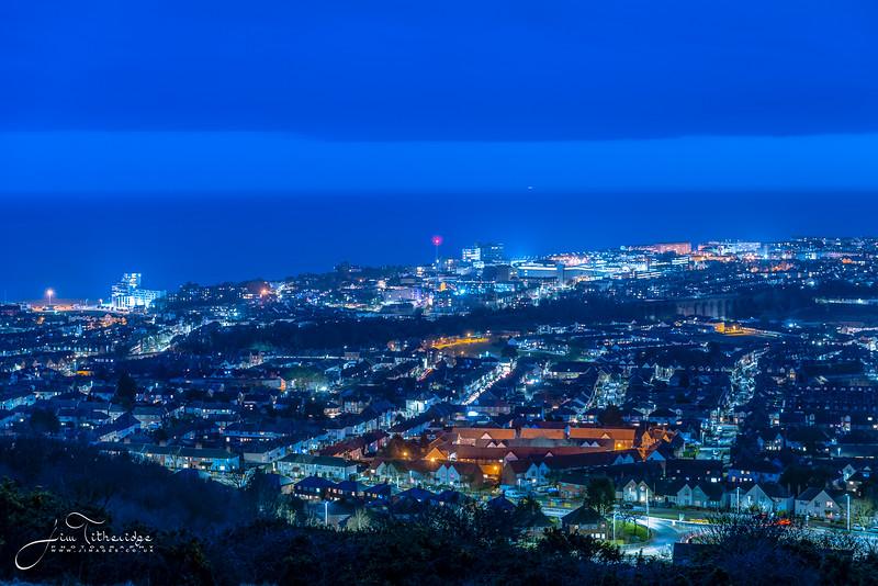 Week 7  City at night