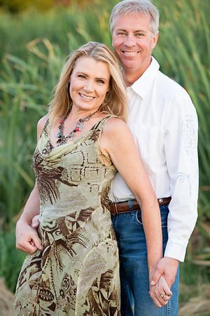 Kevin & Brenda w/ The Bull