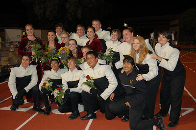 Band Senior Night - Oct 19th