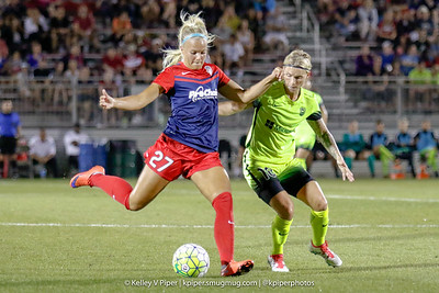 Washington Spirit v Seattle Reign (7 Sep 2016)