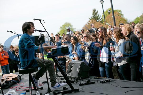 Springfest 2012 - Teddy Geiger Concert
