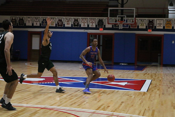 PG Basketball vs. Richard Bland College - Oct. 30