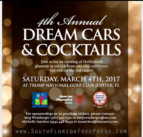 Dream Cars and Cocktails