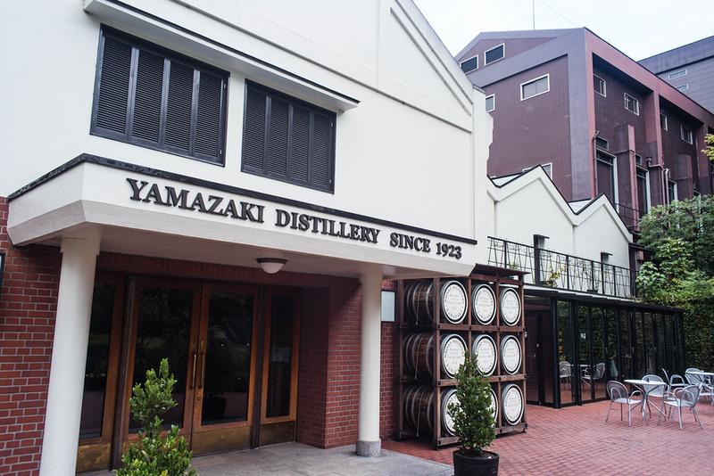 Suntory Yamazaki Distillery. Photo Credit: Colin Hui / Shutterstock.com