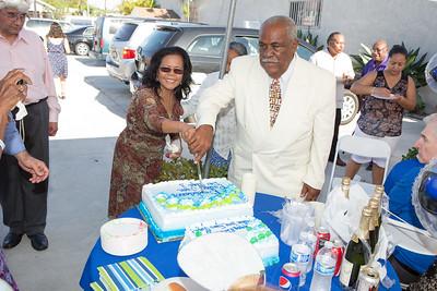 Juan's Birthday Celebration