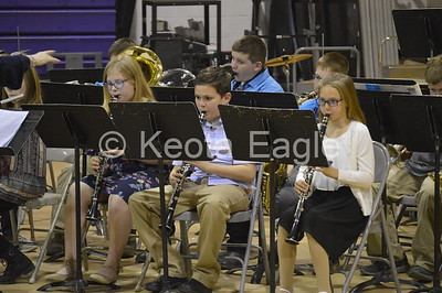 Keota Elementary Spring Fine Arts Concert