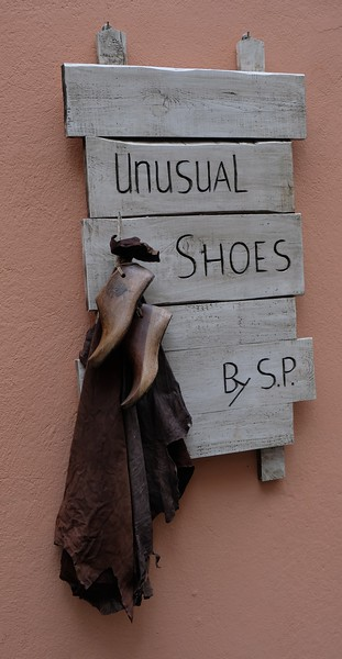Unusual Shoes