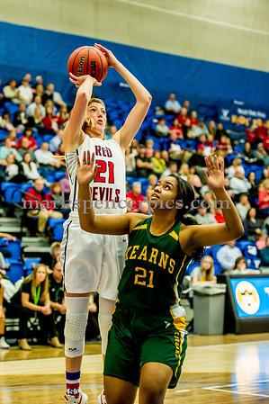 Basketball GSHS vs Kearns 2-21-17