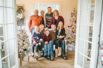 Greenfield Christmas Mini Session 2018