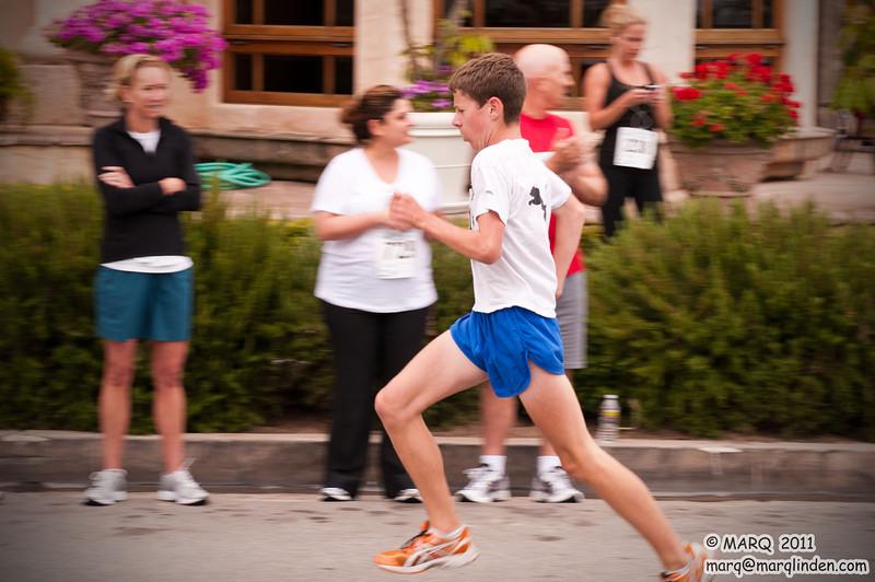 Focused Runner