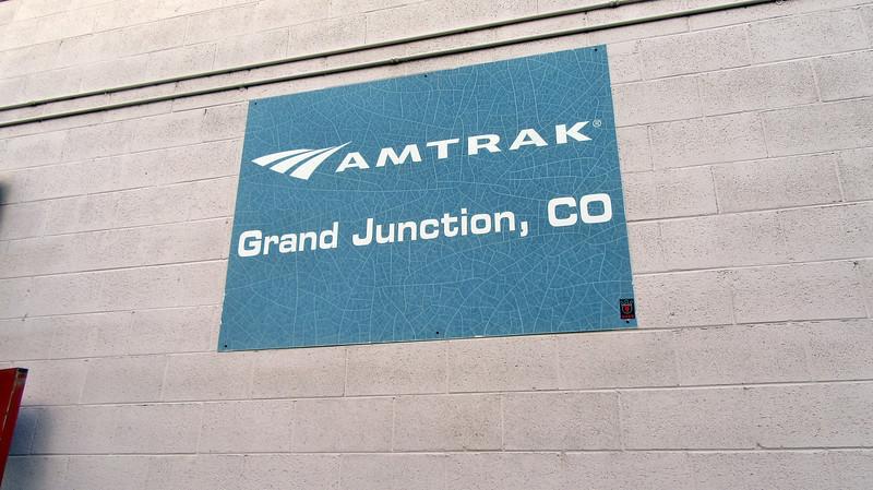 Amtrak's California Zephyr in Colorado
